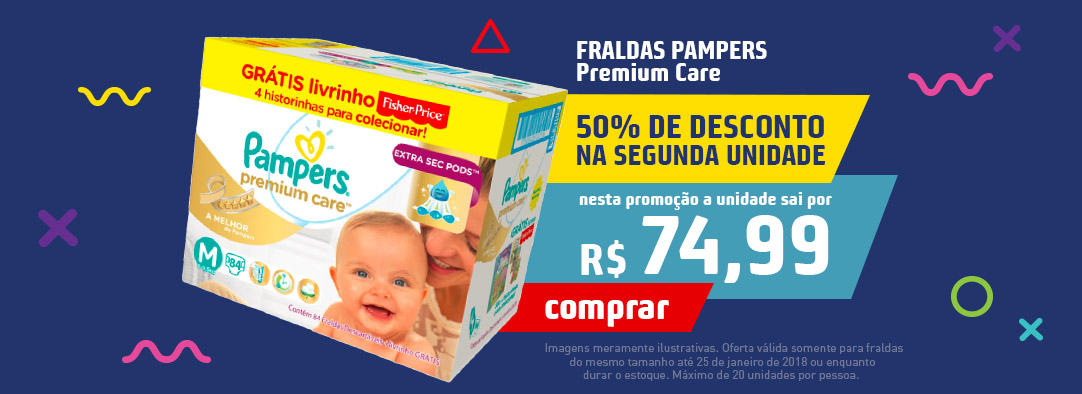 Pampers premium ca