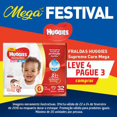 huggies supreme care mega