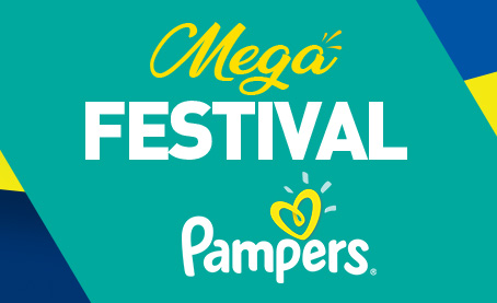 FESTIVAL PAMPERS