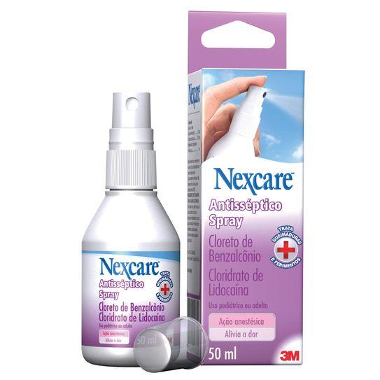 antiseptico-nexcare-spray-com-50ml-principal