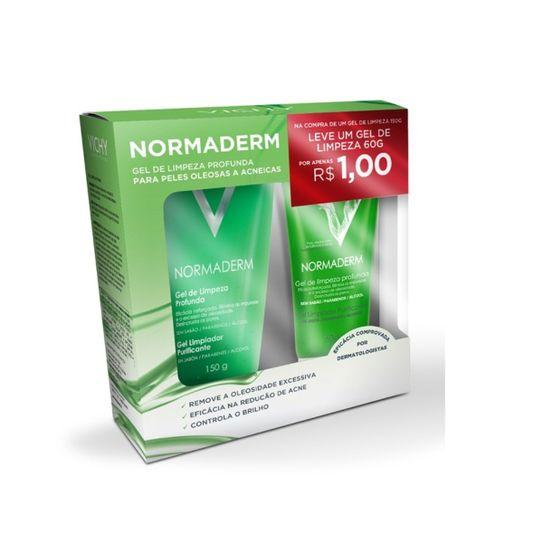 normaderm-vichy-limpeza-profunda-gel-150g-mais-normaderm-vichy-gel-de-limpeza-profunda-60g-preco-especial-principal