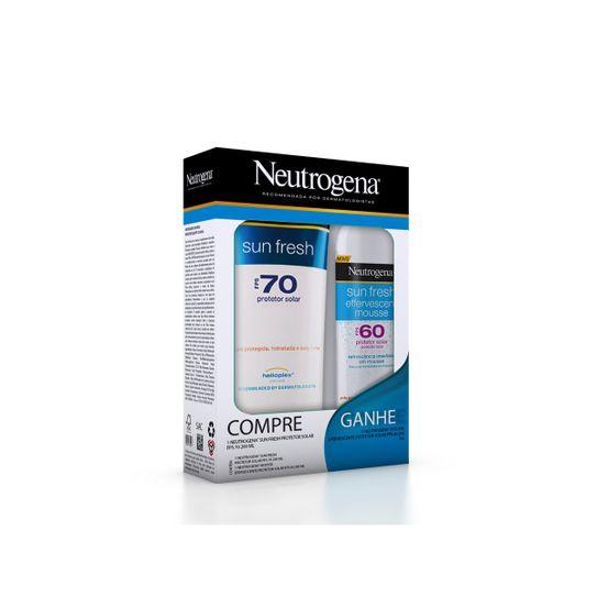 protetor-solar-neutrogena-sunfresh-fps70-200ml-gratis-neutrogena-efervescente-mousse-fps60-200ml-principal