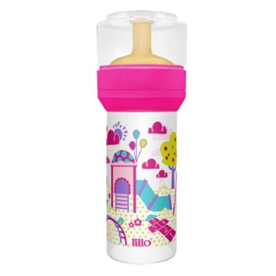 mamadeira-lillo-super-divertida-latex-rosa-260ml-ref-614531-principal