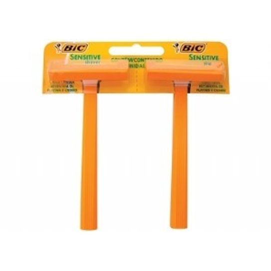 aparelho-de-barbear-bic-sensitive-shaver-com-2-unidades-principal