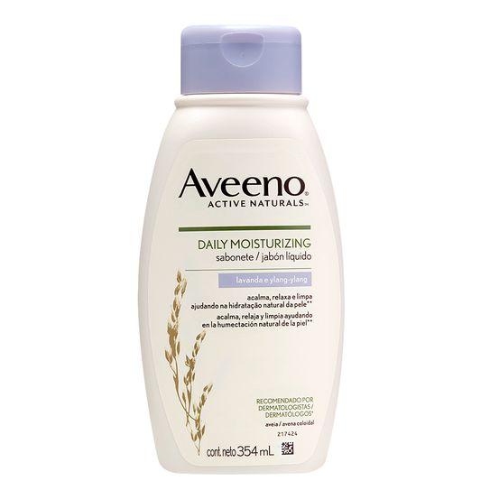 sabonete-aveeno-daily-moist-urizing-lavanda-e-ylang-ylang-354ml-principal