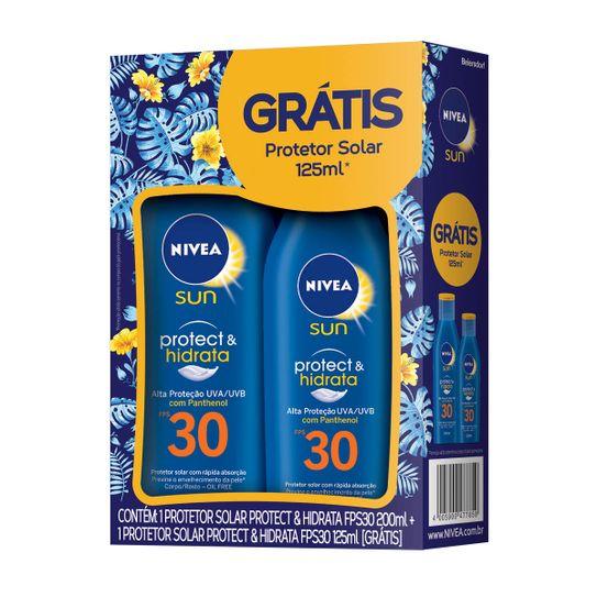 protetor-solar-nivea-protect-hidrata-fps-30-200ml-gratis-protetor-solar-nivea-protect-e-hidrata-fps30-principal