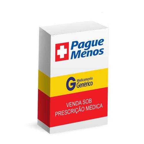 Rosuvastatina Calcica 20mg Com 30 Comprimidos Genérico Ems