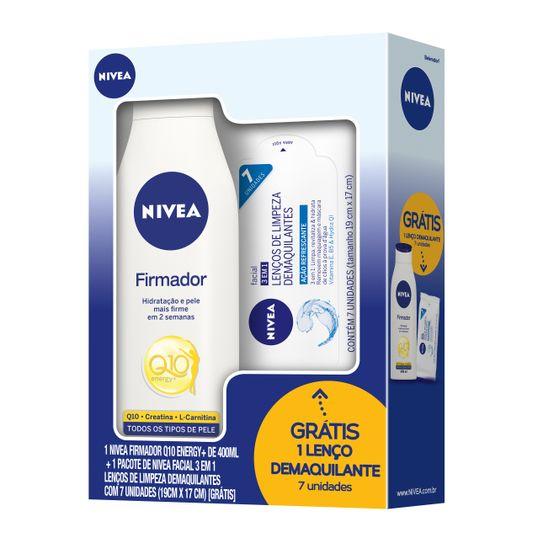 locao-hidratante-firmador-q10-400ml-gratis-lencos-de-limpeza-nivea-visage-3-em-1-com-7-unidades-principal