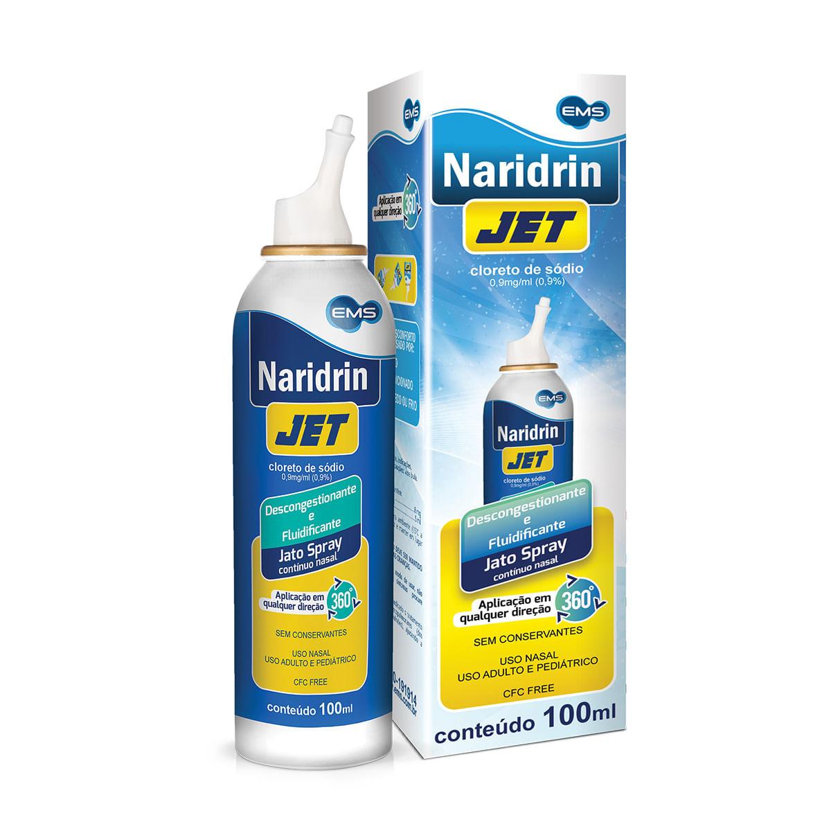 contraindicações do naridrin