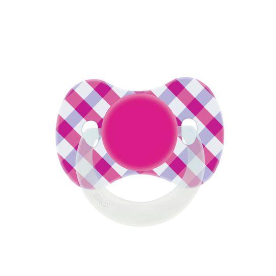 chupeta-lillo-funny-xadrez-ortodontica-silicone-tamanho-2-com-1-unidade-cor-rosa-principal