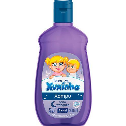 Shampoo Turma Da Xuxinha Sono Tranquilo Infantil 400ml