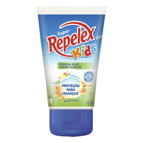 Repelente Repelex Kids Gel Refrescante 133ml