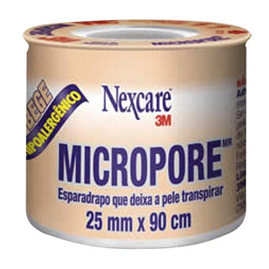 esparadrapo-nexcare-micropore-25mm-x-0-9m-bege-principal
