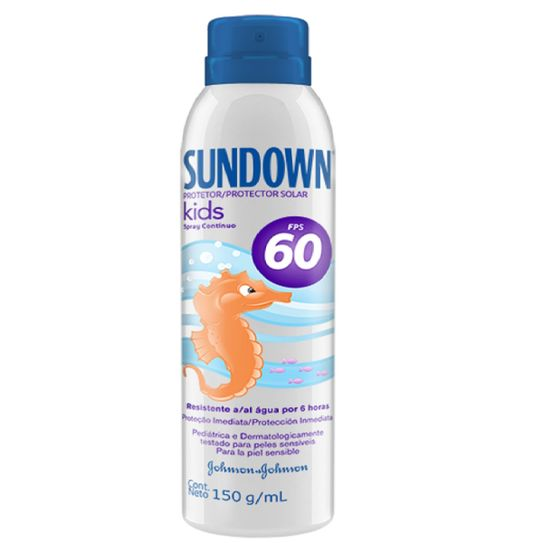 protetor-solar-sundown-kids-fps60-spray-150ml-150g-principal