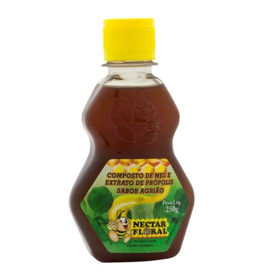 mel-nectar-floral-com-propolis-e-agriao-250g-principal