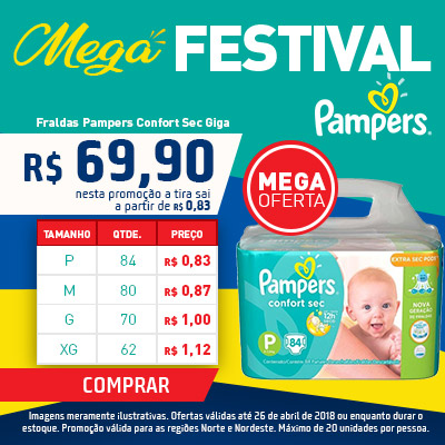 PAMPERS HIPER