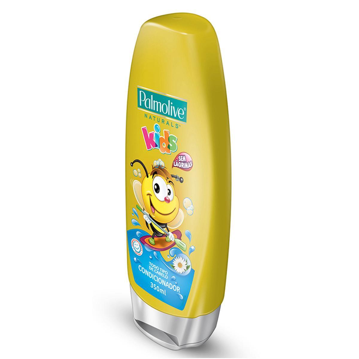 951d9b31b Condicionador Palmolive Naturals Kids Com 350ml - Farmacias Pague Menos