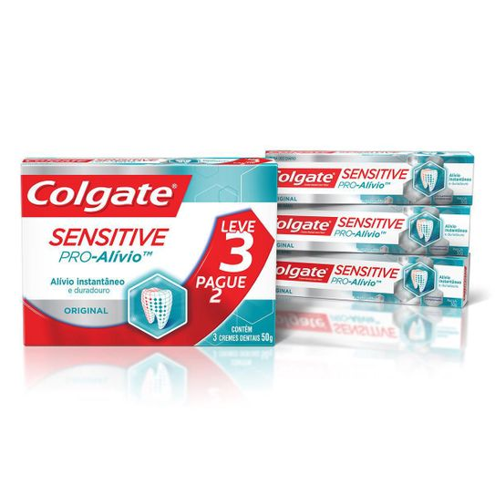 9bcad48f43f2a09baef9463768a8742c_creme-dental-colgate-sensitive-pro-alivio-original-50g-leve-3-pague-2_lett_1