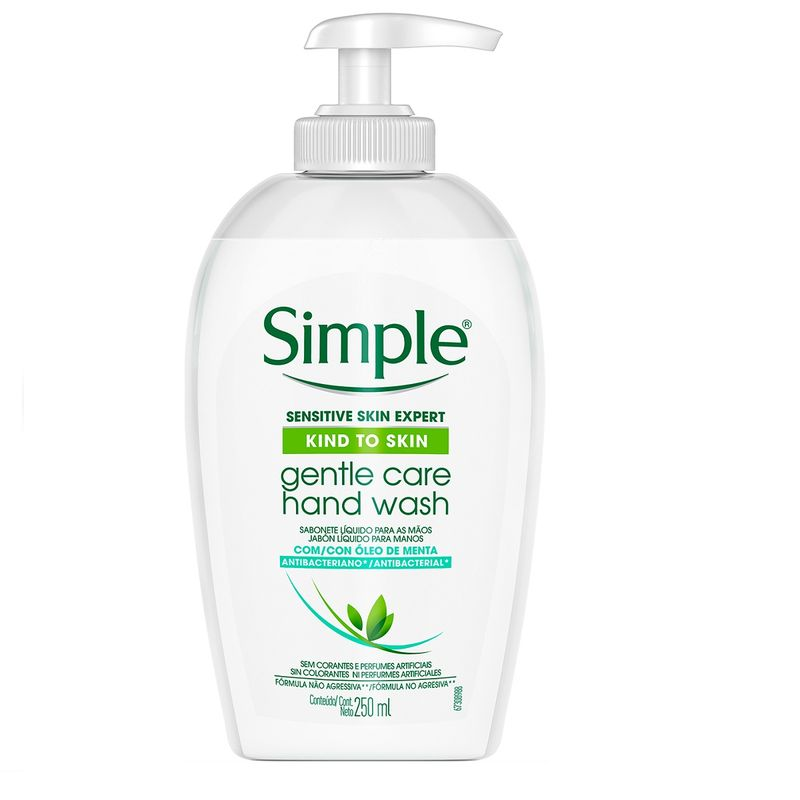 sabonete-liquido-para-maos-simple-gentle-care-hand-wash-oleo-de-menta-250ml-principal