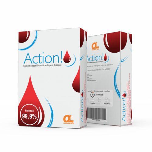 Autoteste Para Anticorpos(Hiv) Action