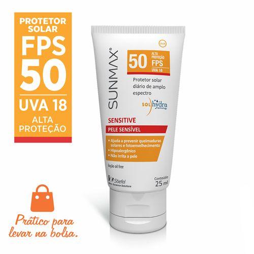 Sunmax Sensitive Fps50 Pocket 25ml