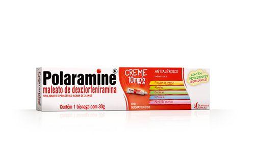 Polaramine Creme Bisnaga 30g