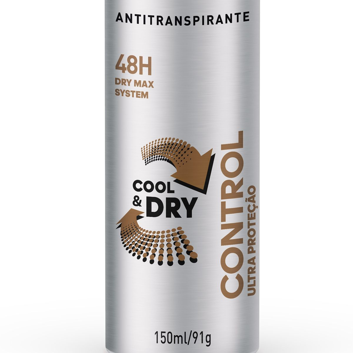 6d94b013694 Desodorante Adidas Control Cool   Dry 48h Masculino Aerosol 91g - Farmacias  Pague Menos