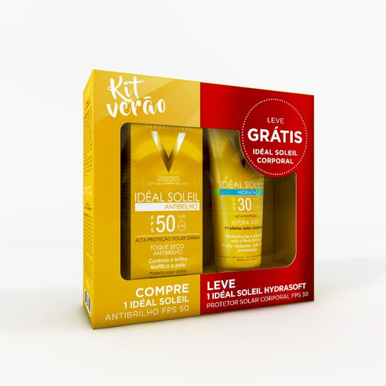ideal-soleil-vichy-antibrilho-toque-seco-fps50-40g-gratis-ideal-soleil-vichy-hydra-soft-fps30-120ml-principal