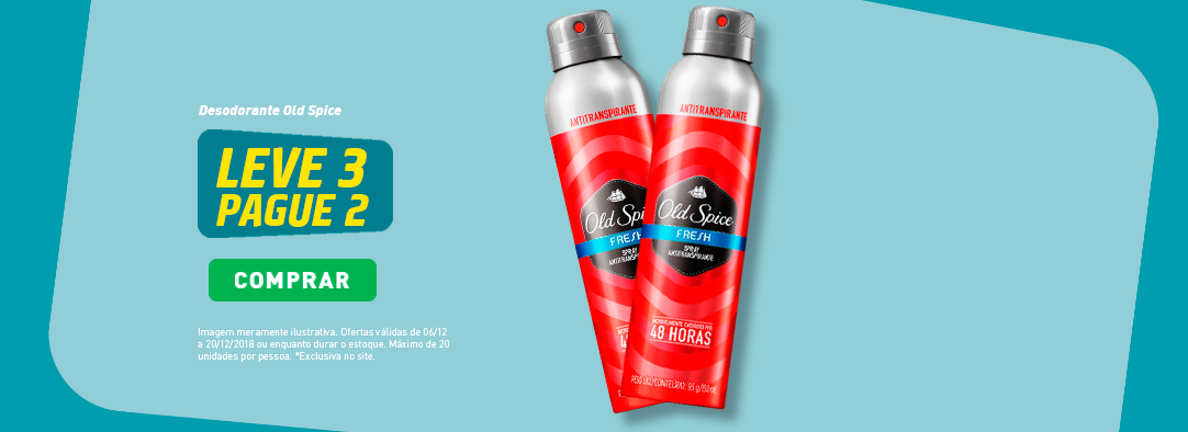 BANNER OLD SPICE