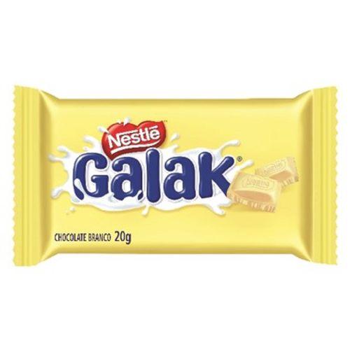 Chocolate Galak Branco 20g