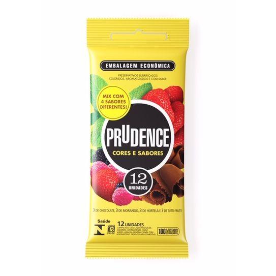preservativo-prudence-cores-e-sabores-chocolate-morango-hortela-e-tutti-frutti-com-12-unidades-principal