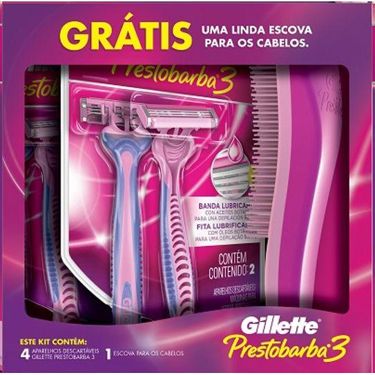 aparelho-para-depilar-gillette-prestobarba-3-feminino-com-4-unidades-gratis-escova-para-cabelo-principal
