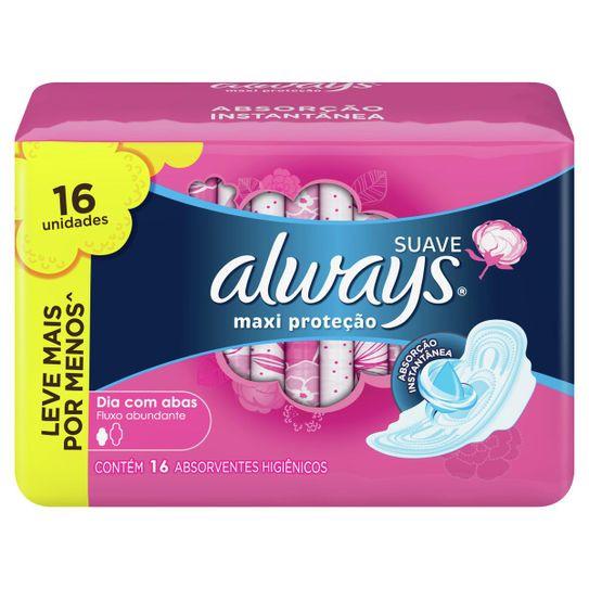 absorvente-always-maxi-protecao-suave-16-unidades-principal