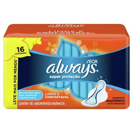 absorvente-always-super-protecao-seca-com-abas-16-unidades-principal