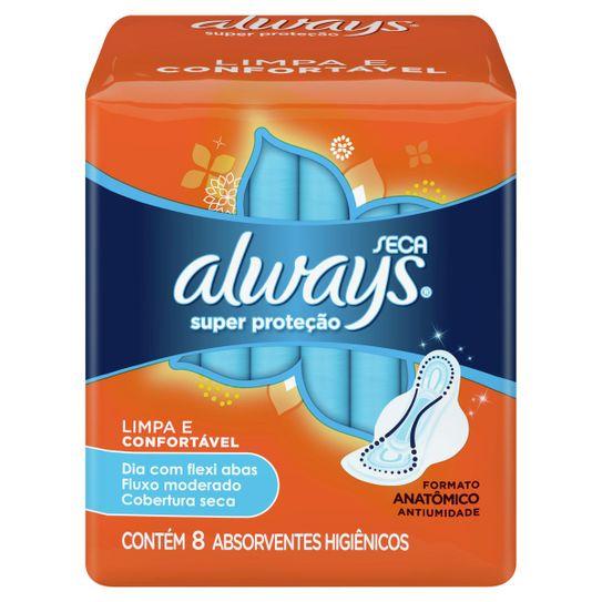 absorvente-always-super-protecao-seca-com-abas-8-unidades-principal