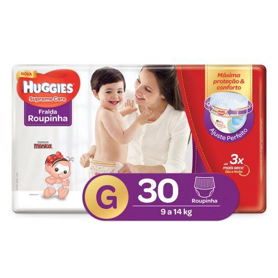63fa9e36eef4ff48c02d8985a3168fd2_fralda-turma-da-monica-huggies-supreme-care-mega-roupinha-tamanho-g-com-30-unidades_lett_1