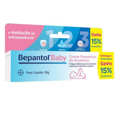 Bepantol Baby Creme 30g 15% Desconto