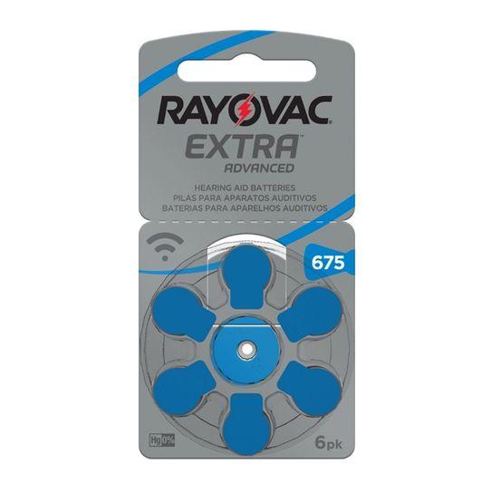 pilha-auditiva-rayovac-extra-advanced-675-com-6-unidades-principal