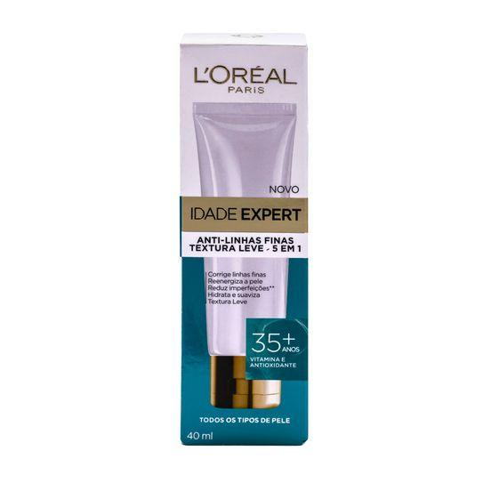 creme-idade-expert-loral-anti-linhas-finas-textura-leve-5em1-35mais-40ml-principal