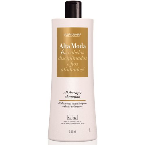 Shampoo Alta Moda Oil Therapy 300ml