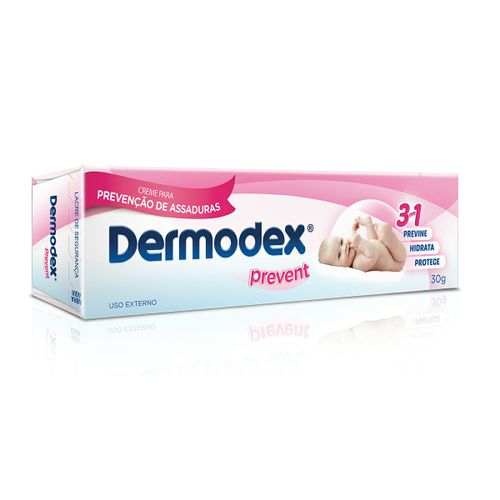 Pomada para Prevenção de Assaduras Dermodex Prevent - 30g