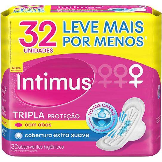 414f3e35e7180f25a9d8339c651f9098_absorvente-externo-intimus-tripla-protecao-suave-c-abas---32-unidades_lett_1