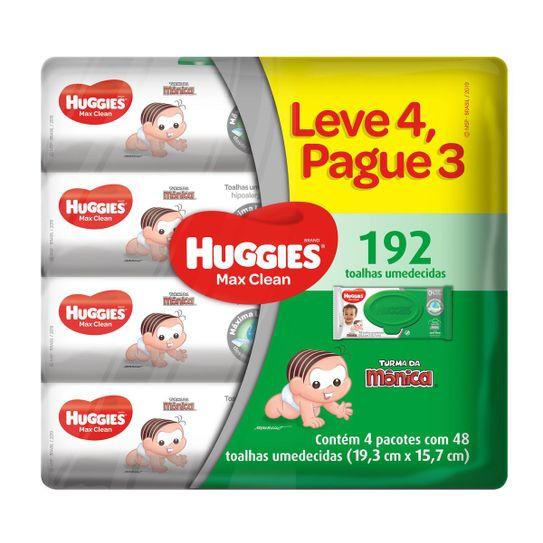 6cf7a17b4094e863bc6280bcec0b8450_lencos-umedecidos-huggies-max-clean-leve-4-pague-3---192-unidades_lett_1