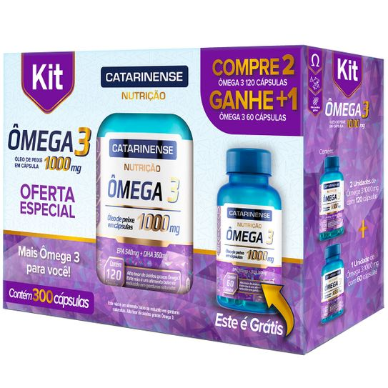 kit-omega-3-1000mg-com-300-capsulas-laboratorio-catarinense-principal