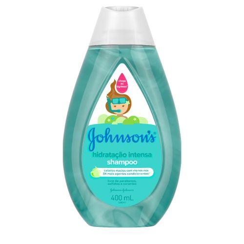 Shampoo Johnson & Johnson Baby Macio Hidratação Intensa 400ml