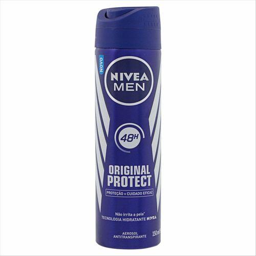 Desodorante Nivea Original Protect Aerosol 150g