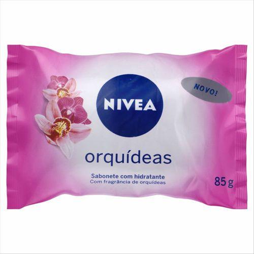 Saboneite Nivea Orquideas 85 Gramas