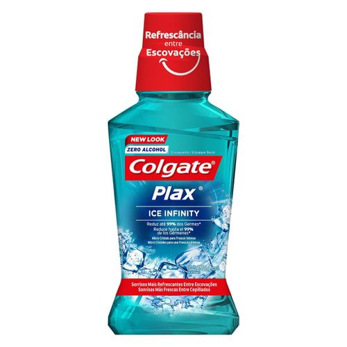 Antisséptico Bucal Colgate Plax Ice Infinity 250ml