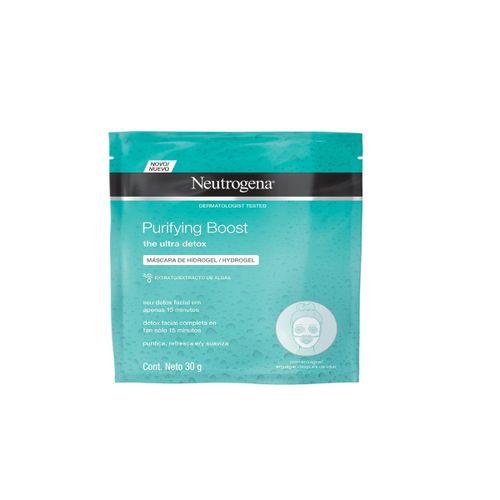 Mascara Facial Neutrogena Hydrogel Purifying Boost 30ml