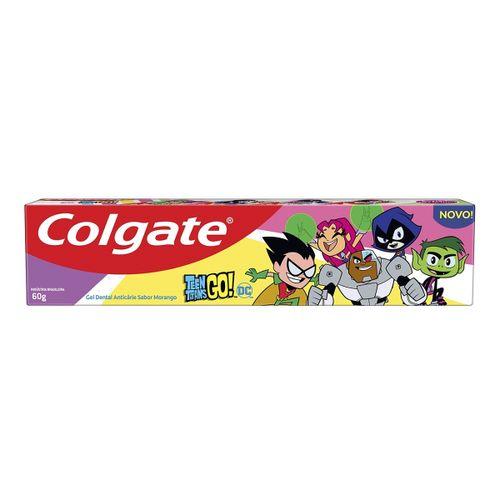 Creme Dental Colgate Titans Infantil  60g